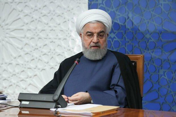 رئیس جمهوری: راهاندازی IR-۶ و غنیسازی ۶۰ درصدی پاسخی به شرارتها بود