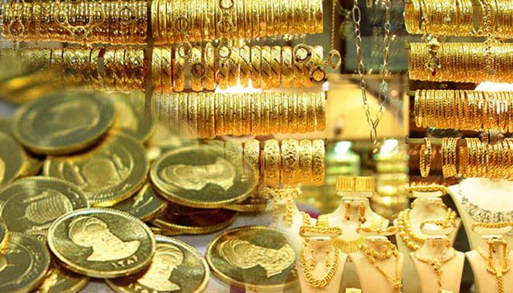 افزایش نرخ طلا و سکه در بازار؛ سکه وارد کانال ۱۲ میلیون تومانی شد
