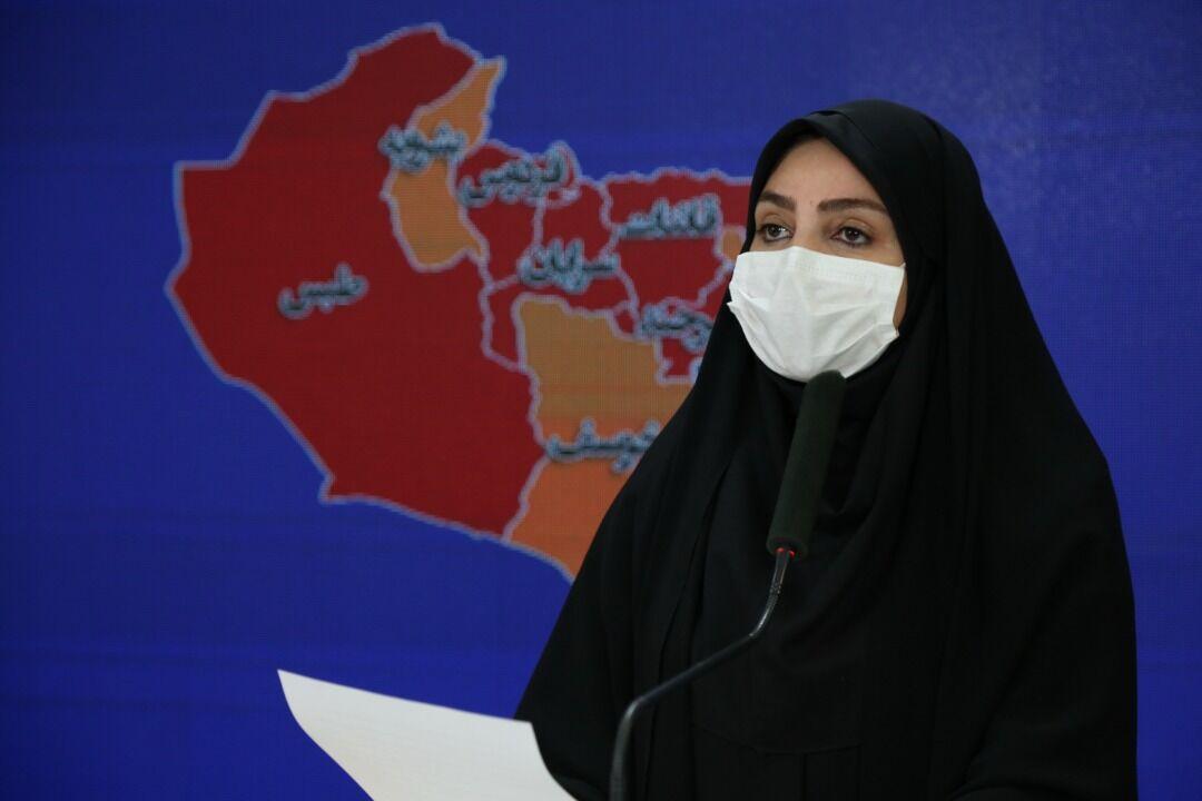 رکورد جانباختگان روزانه کرونا در ایران به ۴۴۰ نفر رسید
