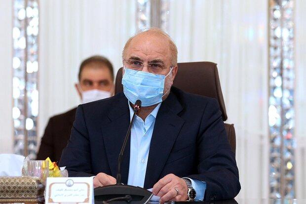 قالیباف: انتخاب رئیس دیوان محاسبات بر اساس قانون پیش رفت