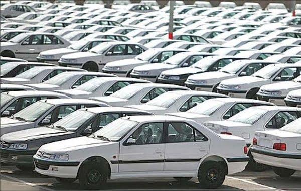قیمت خودروها همچنان در سراشیبی کاهش