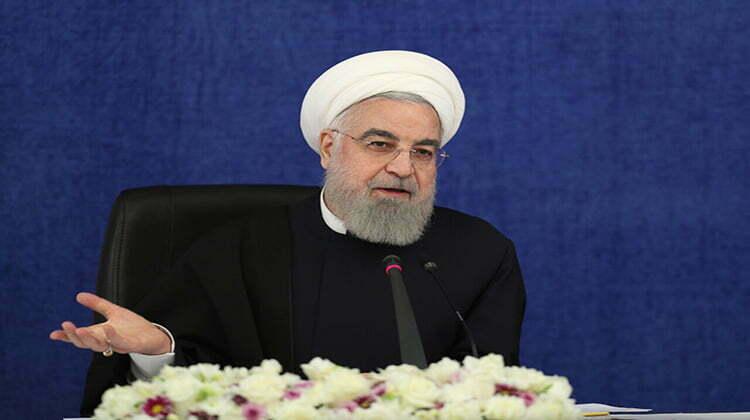 روحانی: قاچاق کالا امری زیان بار برای اقتصاد و تجارت سالم و شفاف است