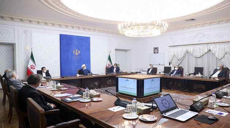 روحانی در جلسه ستاد هماهنگی اقتصادی دولت؛ نقشه کلان اقتصادی کشور را برای دولت آینده ترسیم می کنیم